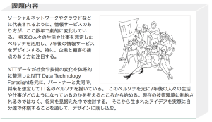 ws0002 201309「7年後に生まれる情報サービスのデザイン」(3日間・NTTデータ様)1