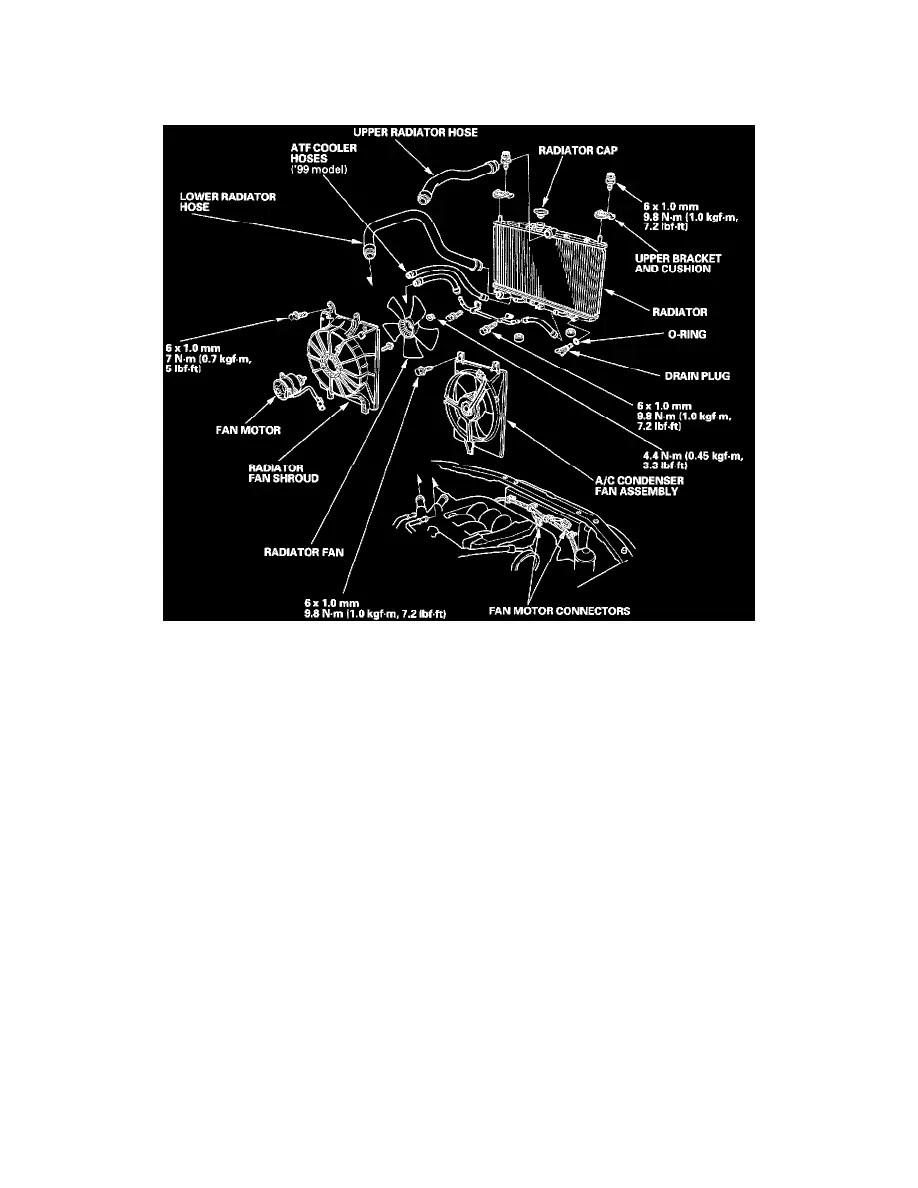 medium resolution of acura engine cooling diagram wiring diagram mega acura cooling system diagram wiring diagram site acura engine