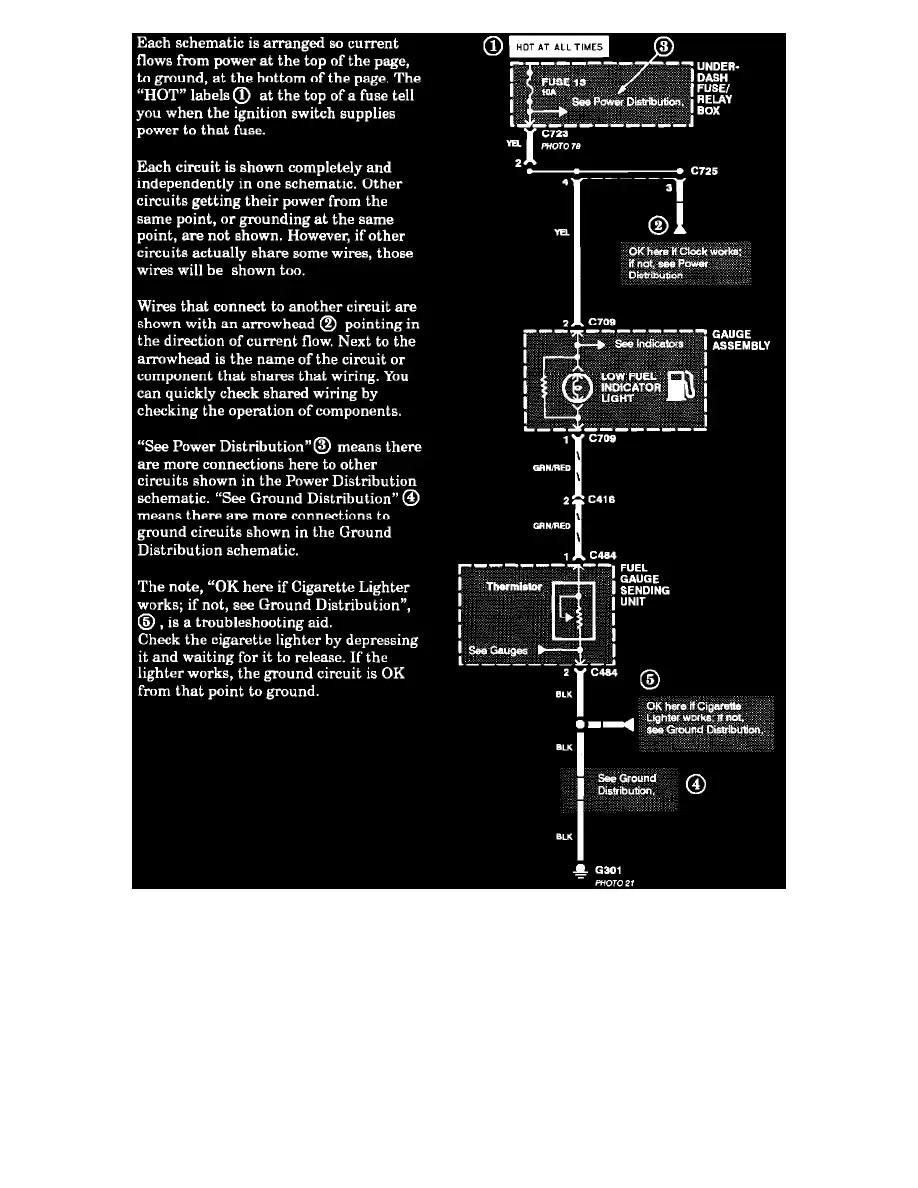 medium resolution of instrument panel gauges and warning indicators check engine pgm fi warning lamp malfunction indicator lamp component information diagrams