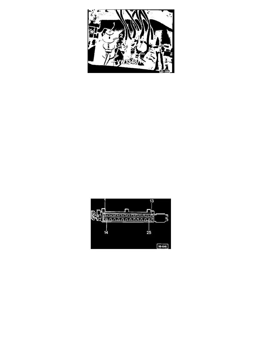 Audi Workshop Manuals > 5000CD Turbo (Canada) L5-2144cc 2