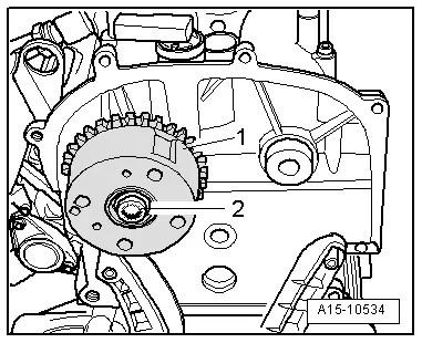 Audi Workshop Manuals > A1 > Power unit > 4-cylinder
