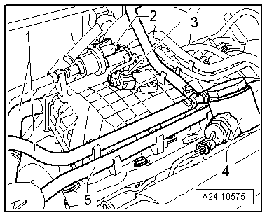 Audi Workshop Manuals > A1 > Power unit > Direct petrol
