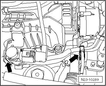 Audi Workshop Manuals > A1 > Power unit > TDI injection