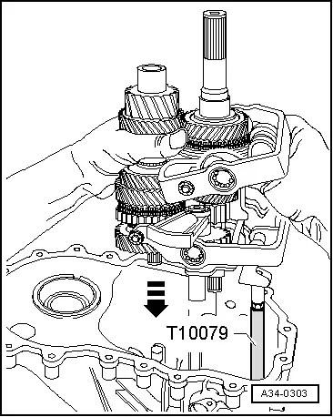 Audi Workshop Manuals > A1 > Power transmission > 5-speed