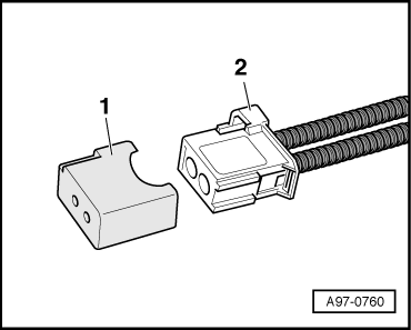 Audi Workshop Manuals > A1 > Vehicle electrics