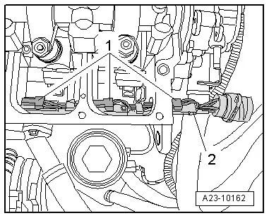 Audi Workshop Manuals > A2 > Power unit > TDI injection