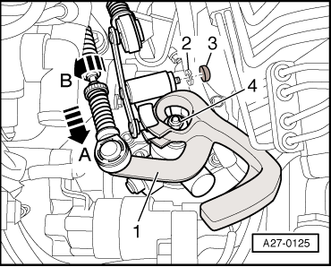 Audi Workshop Manuals > A2 > Power unit > 4-cylinder