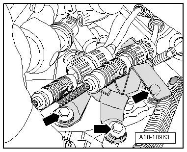 Audi Workshop Manuals > A2 > Power unit > 4-cylinder