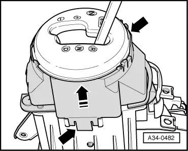 Audi Workshop Manuals > A2 > Power transmission > 5-speed