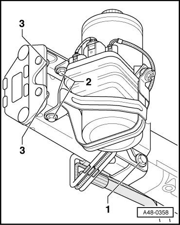 Audi Workshop Manuals > A2 > Vehicle electrics