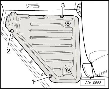 audi a2 radio wiring diagram deer skeleton anatomy workshop manuals > vehicle electrics electrical system relay carriers ...