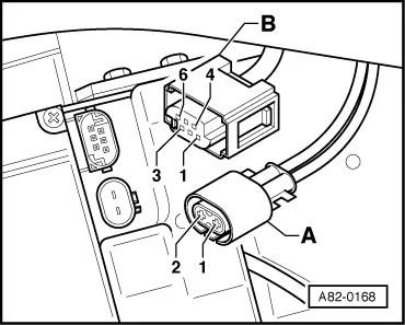 Audi Workshop Manuals > A2 > Heating, ventilation, air
