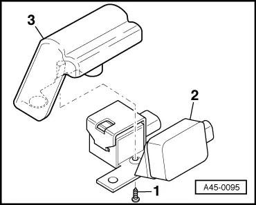 Audi Workshop Manuals > A2 > Brake system > ABS, ADR, TCS
