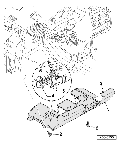 Audi Workshop Manuals > A2 > Body > General body repairs
