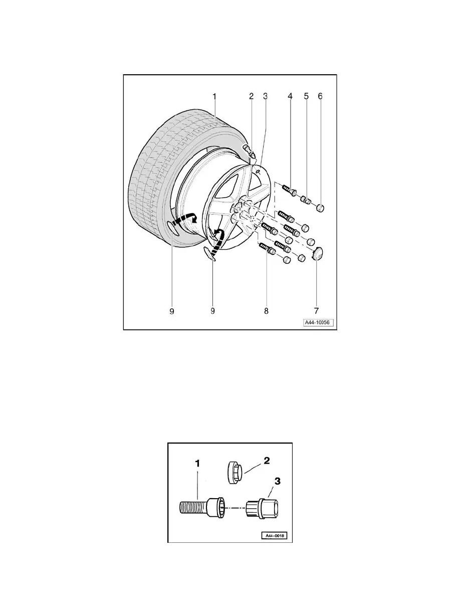 Audi Workshop Manuals > A3 L4-2.0L Turbo (BPY) (2006