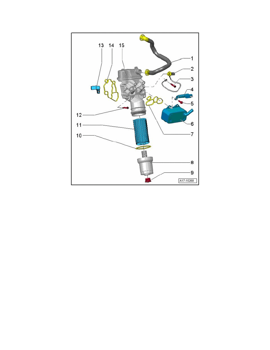 Audi Workshop Manuals > A3 L4-2.0L Turbo (BPY) (2006