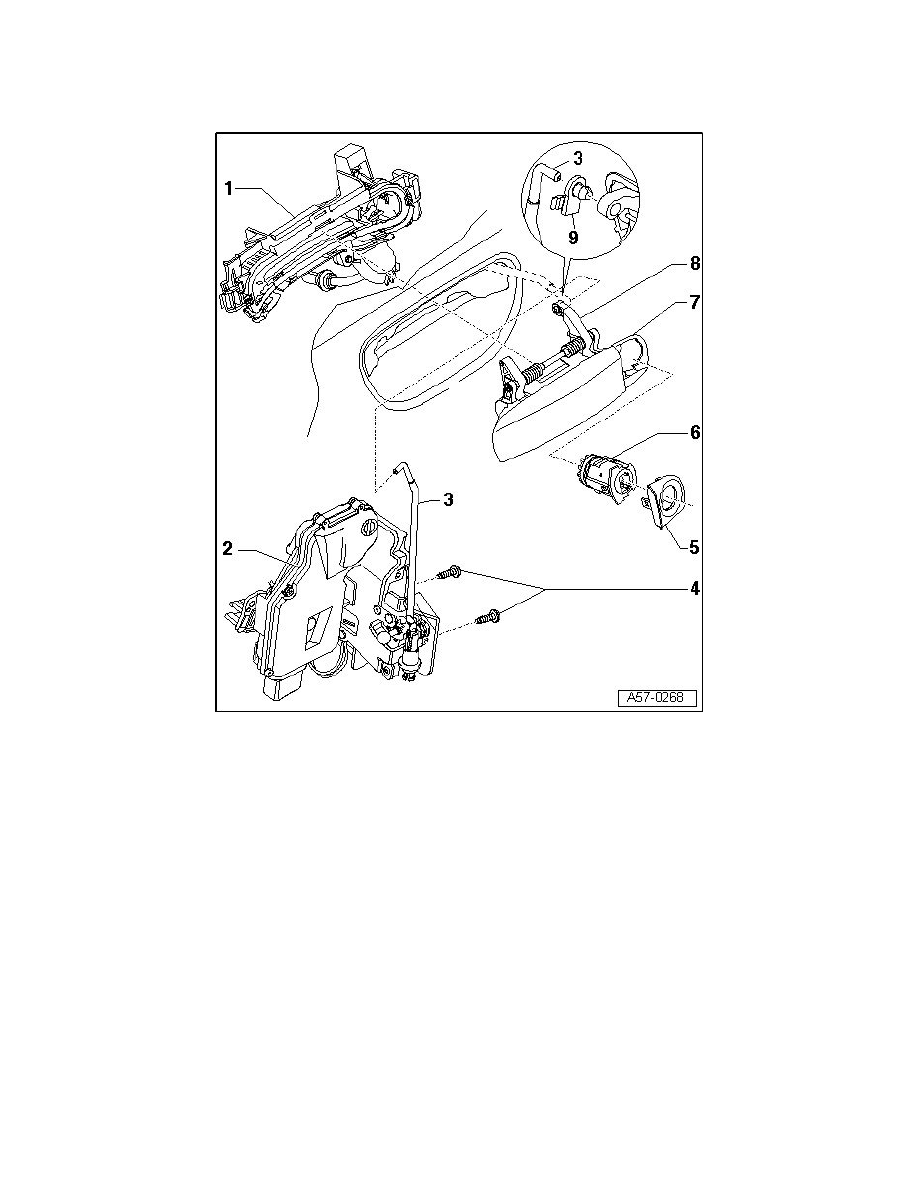 Audi Workshop Manuals > A3 L4-2.0L Turbo (CBFA) (2008
