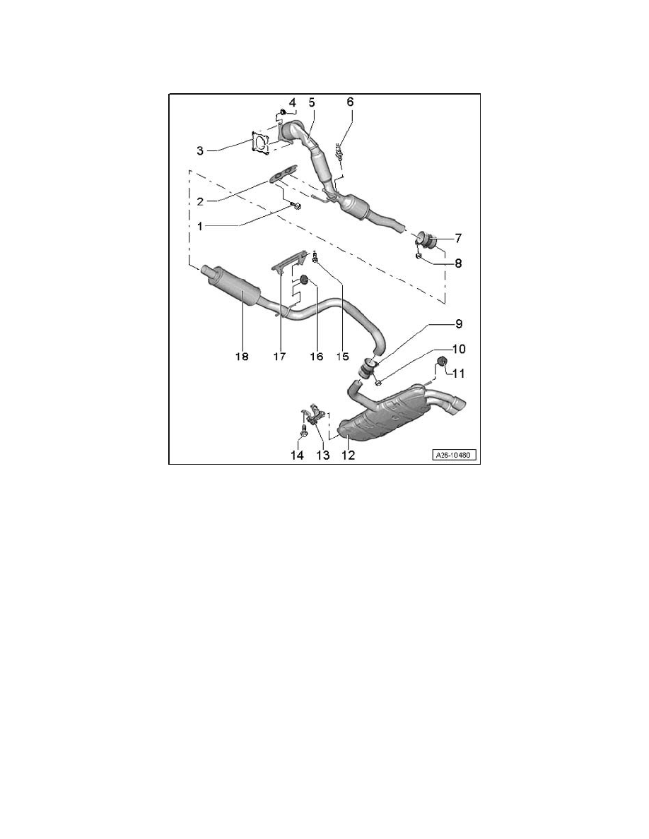 Audi Workshop Manuals > A3 L4-2.0L Turbo (CBFA) (2008