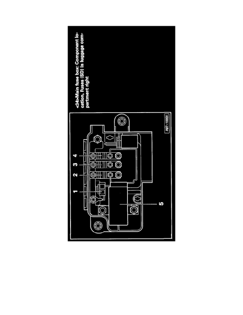 small resolution of location of fuse box in audi a3 2011