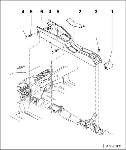 Audi A3 Armrest Repair