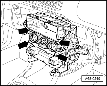 Audi Workshop Manuals > A3 Mk1 > Body > General Body