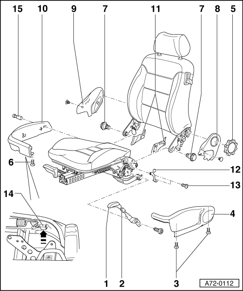 2010 Audi A3 Caliper Guide Pin Manual