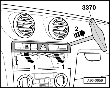 Audi A3 Airbag Module Location