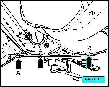 Audi Workshop Manuals > A3 Mk1 > Brake system > Brake