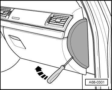 Audi Workshop Manuals > A3 Mk1 > Body > Fitting