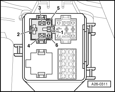 Fuse Box Audi A3 Audi A3 Windshield Wiring Diagram ~ Odicis