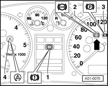 Audi Warning Lights, Audi, Free Engine Image For User