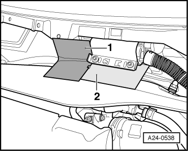 Audi Workshop Manuals > A3 Mk1 > Power unit > TDIinjection