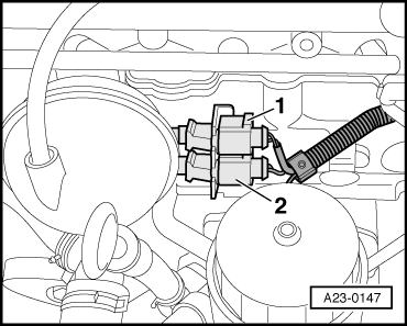 Audi Workshop Manuals > A3 Mk1 > Power unit > TDIinjection