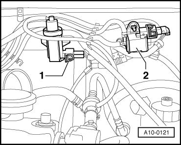 Audi Workshop Manuals > A3 Mk1 > Power unit > 4-cyl