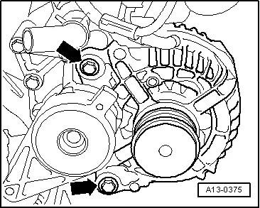 Audi Workshop Manuals > A3 Mk1 > Power unit > 4-cyl TDI