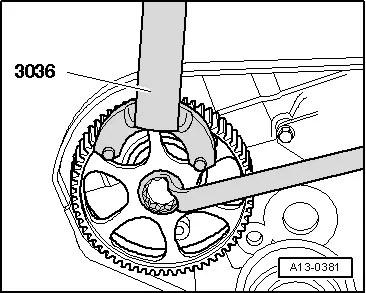 Audi Workshop Manuals > A3 Mk1 > Power unit > 4-cylinder 1
