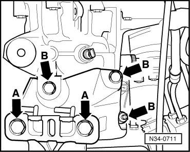 Audi Workshop Manuals > A3 Mk1 > Power transmission > 5