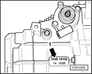 Audi Workshop Manuals > A3 Mk1 > Power transmission > 5/6