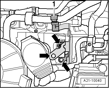 Audi Workshop Manuals > A3 Mk2 > Power unit > 5-cylinder