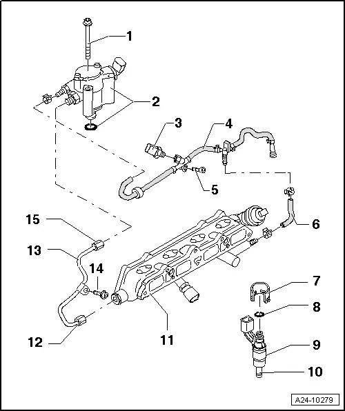 Audi Workshop Manuals > A3 Mk2 > Power unit > Motronic