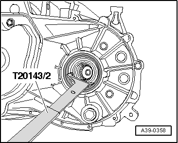 Audi Workshop Manuals > A3 Mk2 > Power transmission > 5