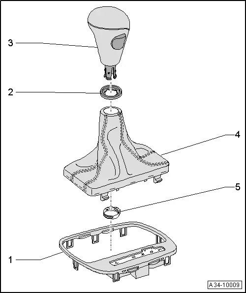 Audi Workshop Manuals > A3 Mk2 > Power transmission