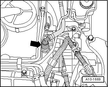 Audi Workshop Manuals > A3 Mk2 > Power unit > Fuel supply