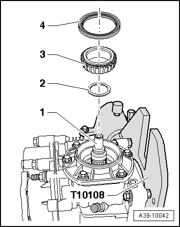 Audi Workshop Manuals > A3 Mk2 > Power transmission > 6