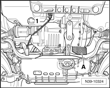Audi Workshop Manuals > A3 Mk2 > Power transmission > Rear