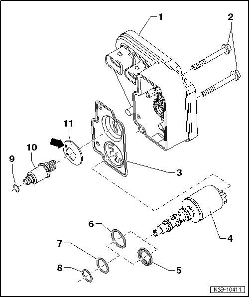 Audi Workshop Manuals > A3 Mk2 > Power transmission > Rear
