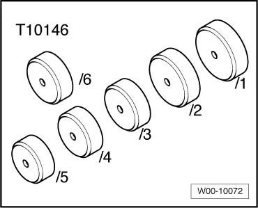 Audi Workshop Manuals > A3 Mk2 > Brake system > Brakes