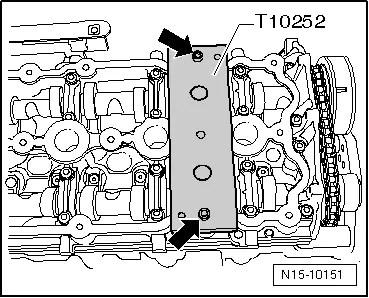 Audi Workshop Manuals > A3 Mk2 > Power unit > 4-cylinder