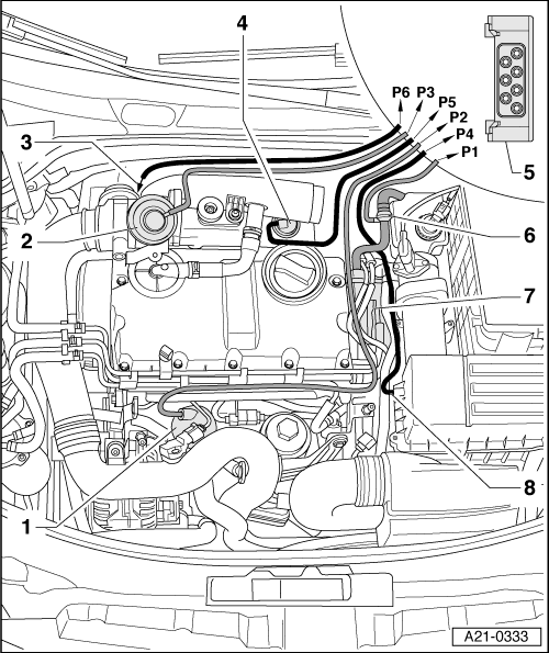 Direct Injection Engine Diagram Of A Vw. Wiring. Auto