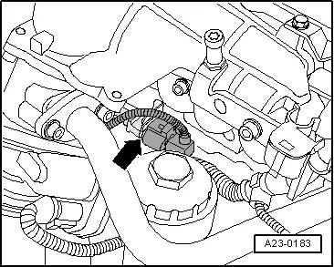 Audi Workshop Manuals > A3 Mk2 > Power unit > TDI